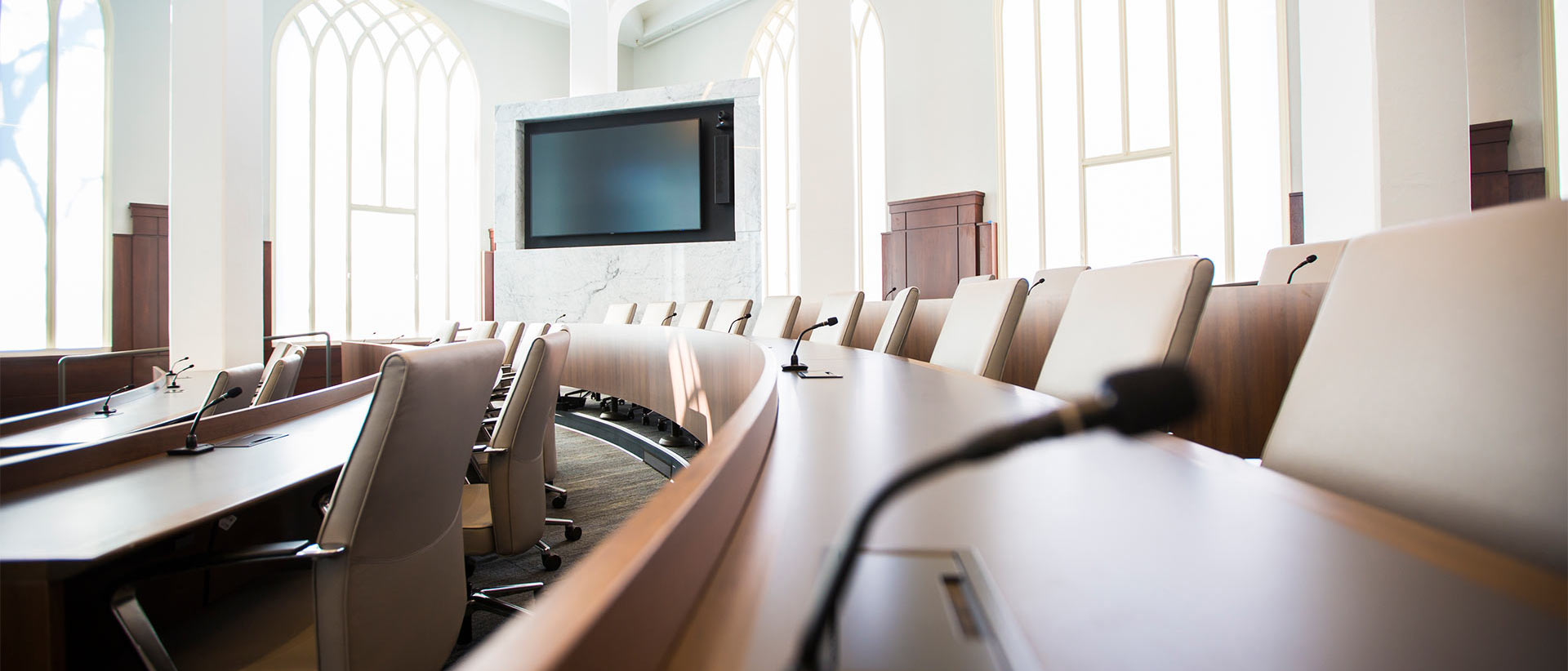 Meeting room in Convocation Hall